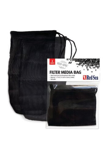 "Red Sea Reef-Spec filterbag  1000ml (10""x5.5"")  (2 pieces)"
