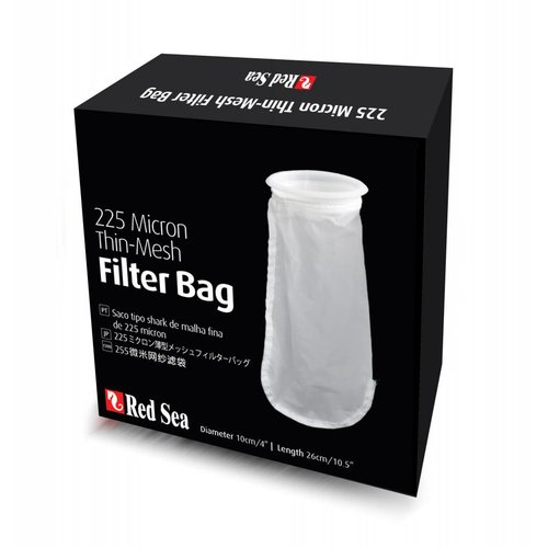 Red Sea Reefer 225 micron Thin-mesh filterbag