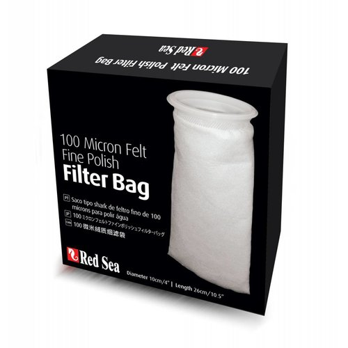 Red Sea Reefer 100 micron Felt Fine Polish filterbag