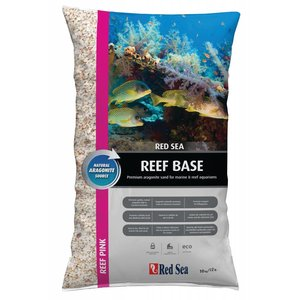 Red Sea Dry Reef Base Pink 10kg