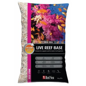 RedSea Red Sea Live Reef Base Pink 10kg