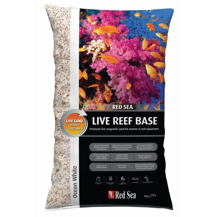 Red Sea Live Reef Base White 10kg-1