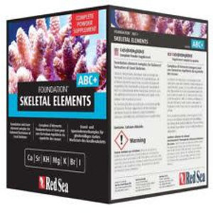 RedSea Foundation™ Skeletal Elements Complete - 5kg