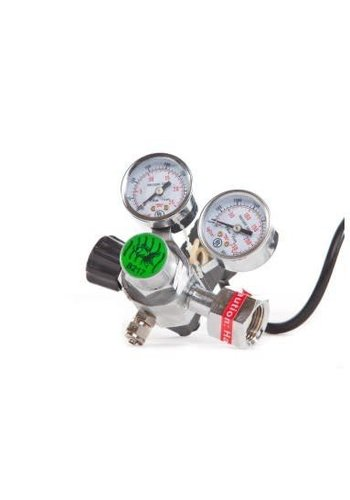 HS Aqua Co2 drukregelaar met magneetventiel
