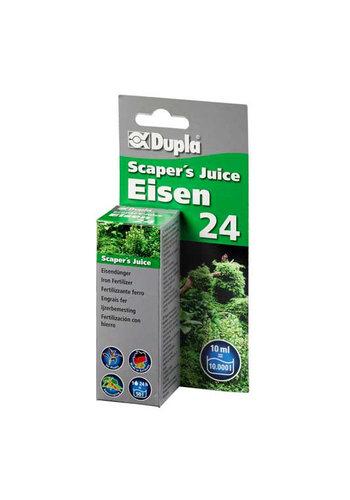 Dupla Scaper's Juice Eisen 24 10 ml