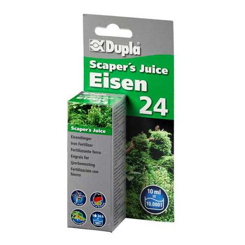 Dupla Dupla Scaper's Juice Eisen 24 10 ml