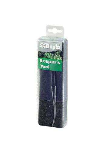 Dupla Scaper's Tool Veerschaar gehoekt 160 x 4mm