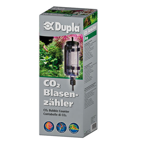 Dupla Dupla CO2 Bellenteller