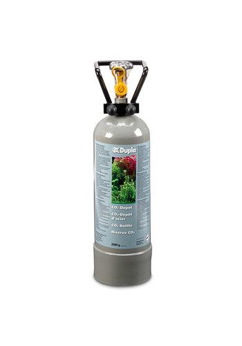 Dupla CO2 Depot 2000G stalen fles