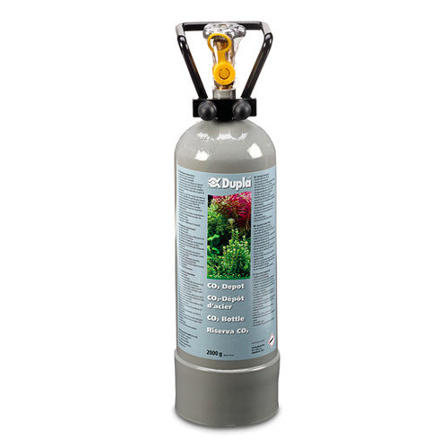 Dupla Dupla CO2 Depot 2000G stalen fles