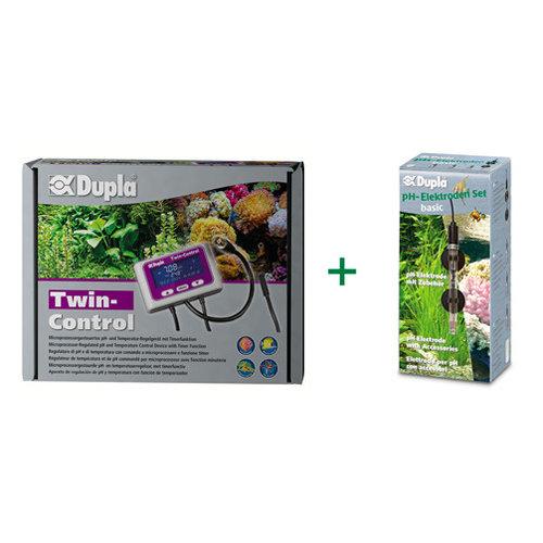 Dupla Dupla Twin control met elektrode