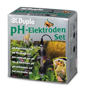 Dupla Dupla PH-elektrode set met kalibreeroplossingen