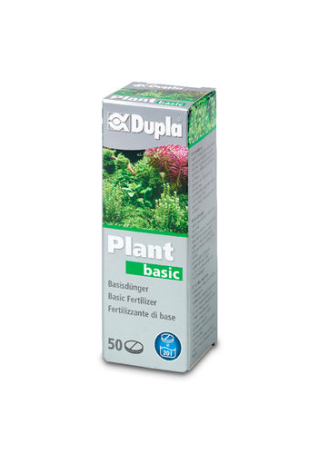 Dupla Plant Basic 50 tabletten