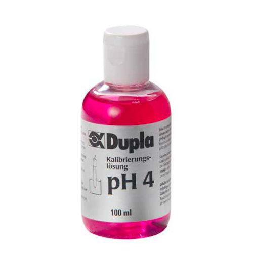 Dupla Dupla Kalibreervloeistof pH 4 100ml
