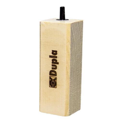 Dupla Dupla Bruisblok uit lindehout 90 x 30 x 30mm