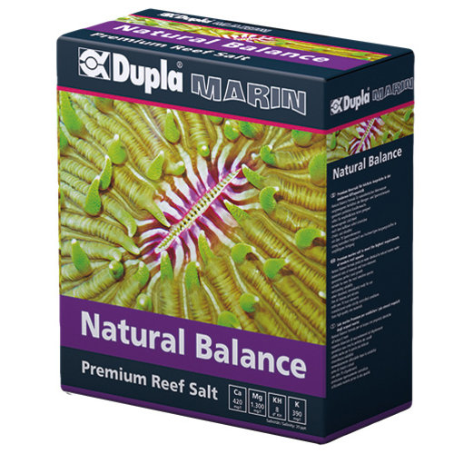 Dupla Dupla premium reef salt natural balance 3 KG