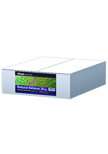 Dupla premium reef salt natural balance 20 KG navulling