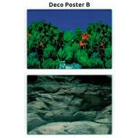 SuperFish Deco poster B6 150X61 CM