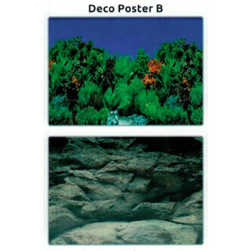 SuperFish SuperFish Deco poster B5 120X61 CM