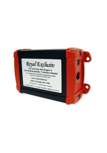 Royal Exclusiv Interface Adapter for RD3 Speedy 10V