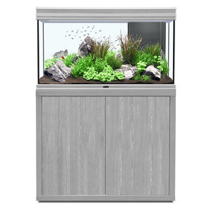 aquatlantis aquatlantis fusion aquarium 100 grey wash set met LED
