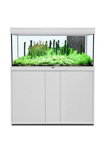 aquatlantis fusion 120 wit aquarium  set met LED