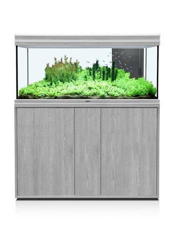 aquatlantis fusion 120 aquarium greywash set met LED
