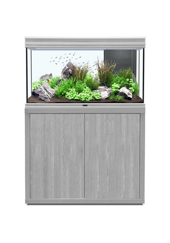 aquatlantis fusion 80 aquarium greywash set met LED
