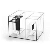 thumb-Waterbox platinum Reef 70.2 Zwart-4
