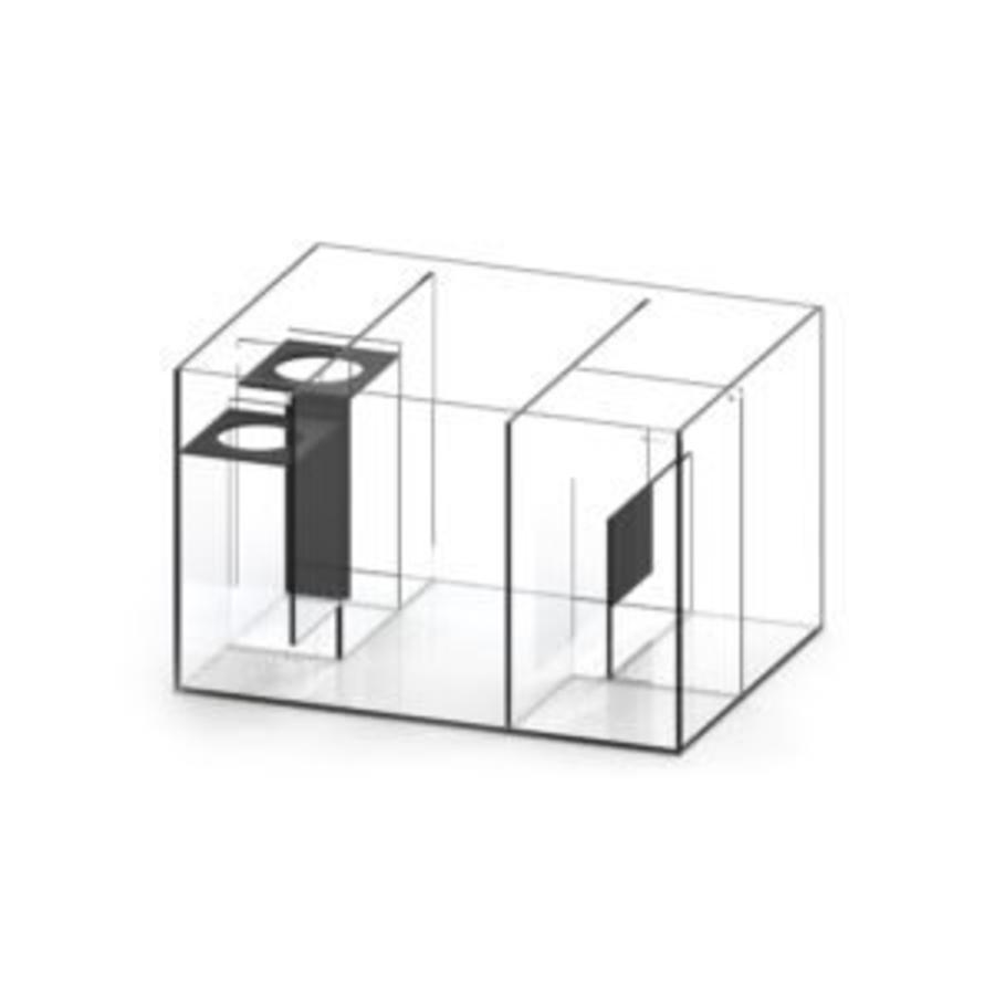Waterbox platinum Reef 100.3 Wit-4