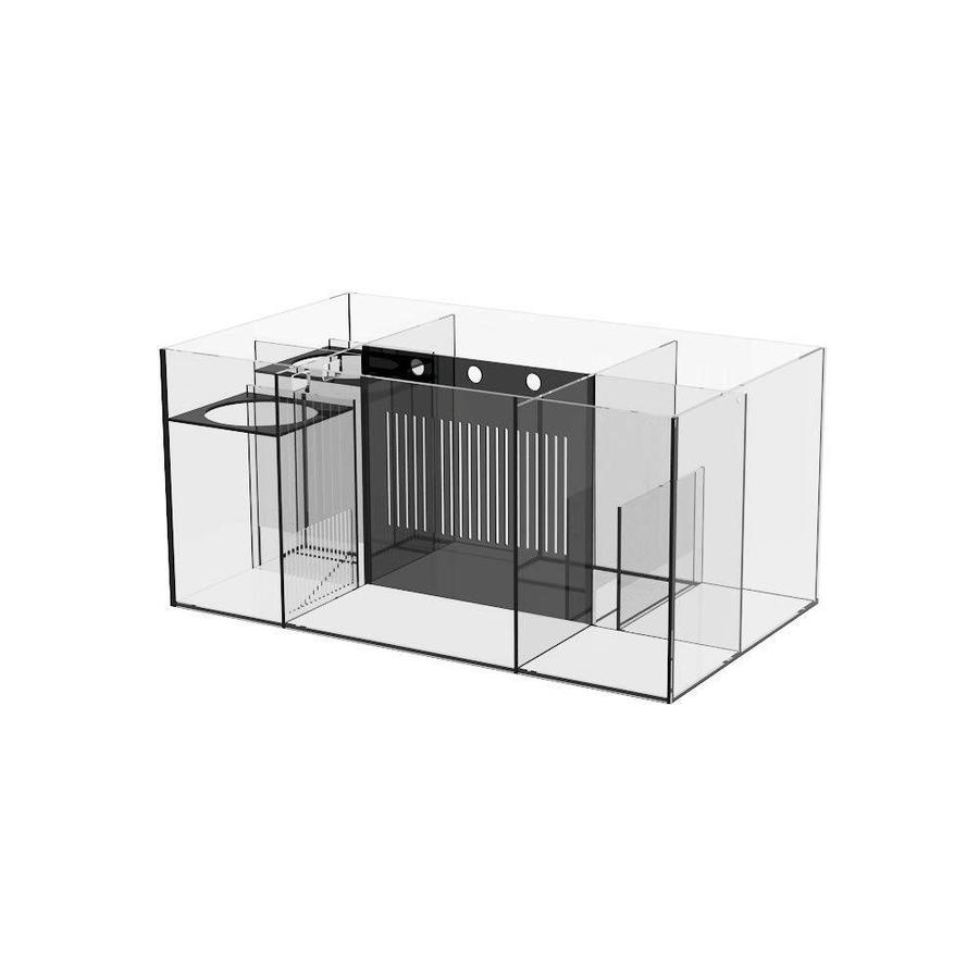 Waterbox platinum Pro 230.6 Wit-4