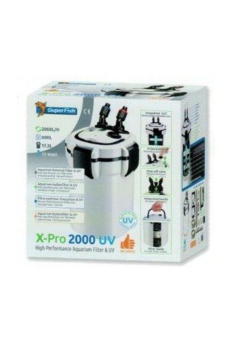 SuperFish X pro 2000 UV