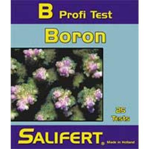 Salifert Boron profi test