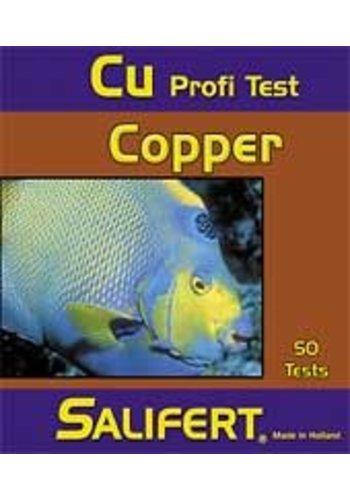Salifert Copper/koper Cu profi test