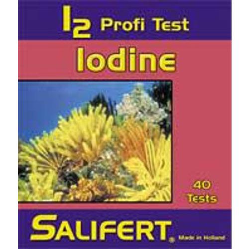 Salifert Salifert Iodine/jodium profi test
