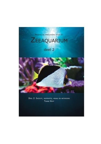 Handleiding Zeeaquarium NED Part 2 - Hard cover