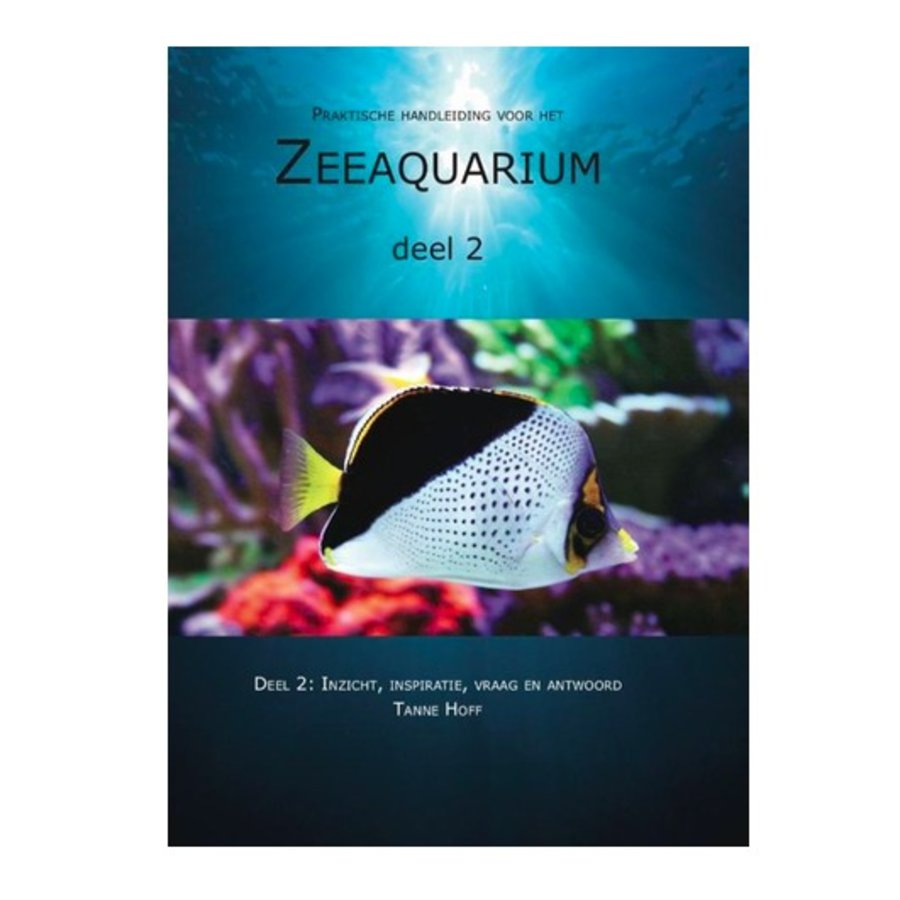 Handleiding Zeeaquarium NED Part 2 - Hard cover-1