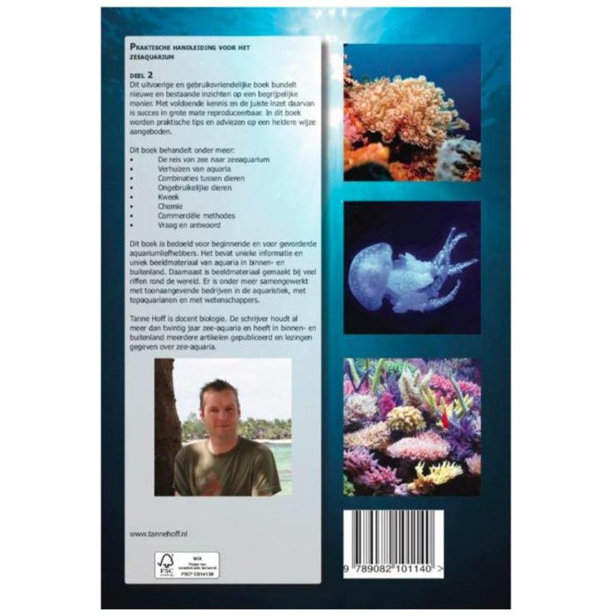 Handleiding Zeeaquarium NED Part 2 - Hard cover-2