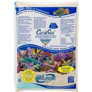 Caribsea CaribSea Bahama's Oolite 9,07kg 0-1mm