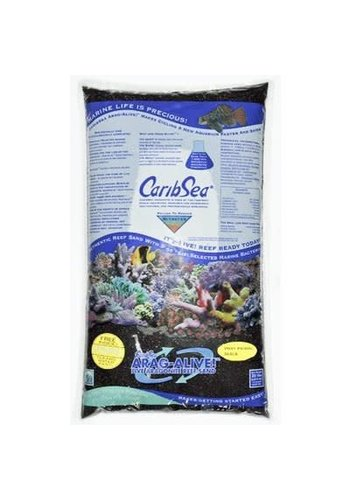 CaribSea Indo-Black 9,07kg 0-1mm