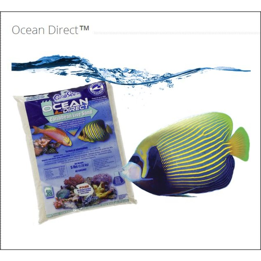 CaribSea Ocean Direct 2,25kg-1