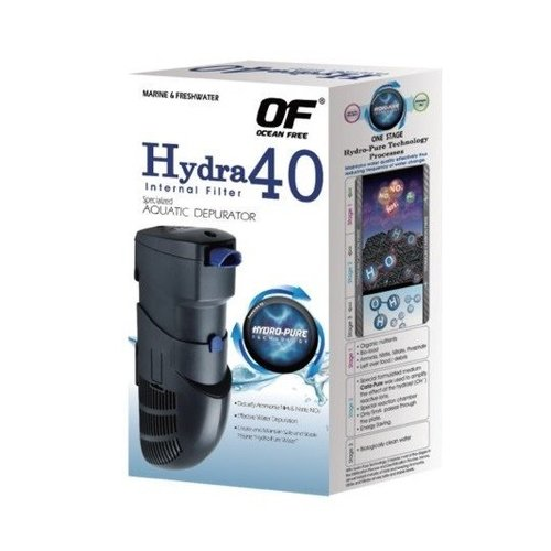 Hydra Ocean Free HYDRA OCEAN FREE BINNENFILTER 40 200-500 LTR