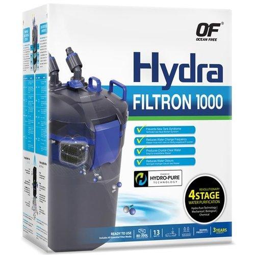 Hydra Ocean Free HYDRA OCEAN FREE FILTRON 1000