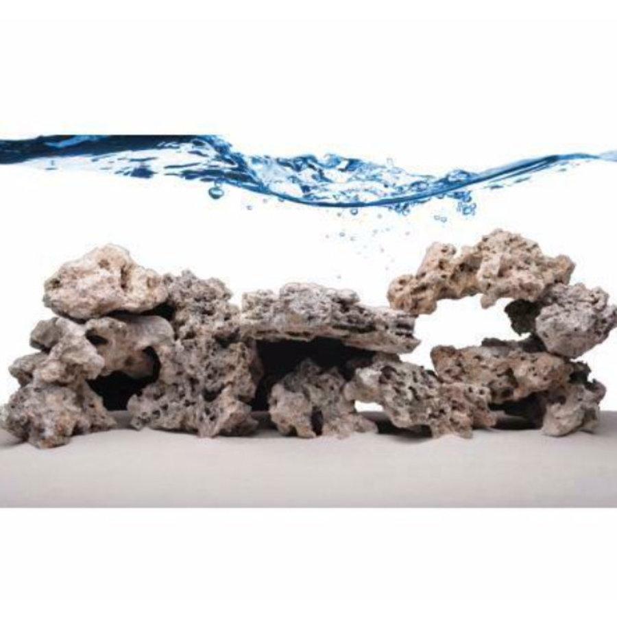 Fiji Skeleton Rock Stukken (dood) levend steen 20kg-1