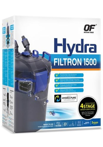 HYDRA OCEAN FREE FILTRON 1500