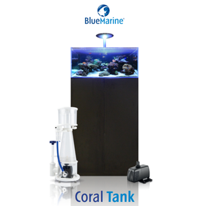 Blue Marine Blue Marine Reef 120 Coral Aquarium Zwart