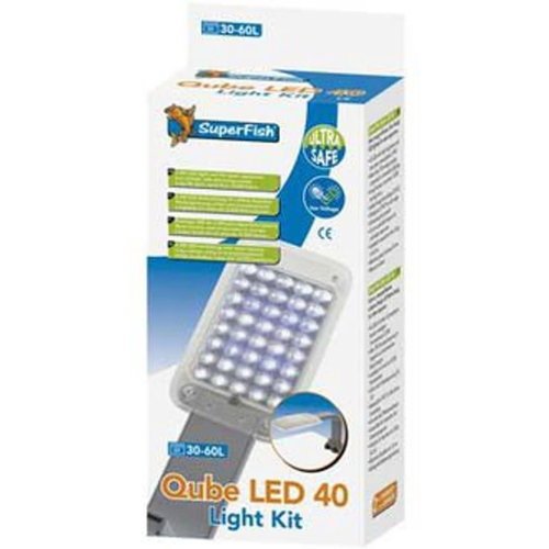 SuperFish SUPERFISH QUBE LED 40