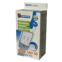 Superfish Qube LED 30 Aquarium LED verlichting