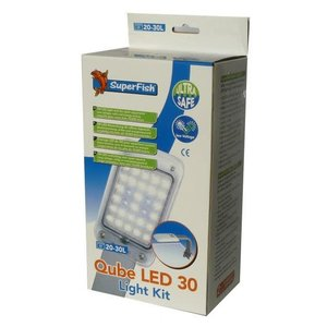 SuperFish SUPERFISH QUBE LED 30