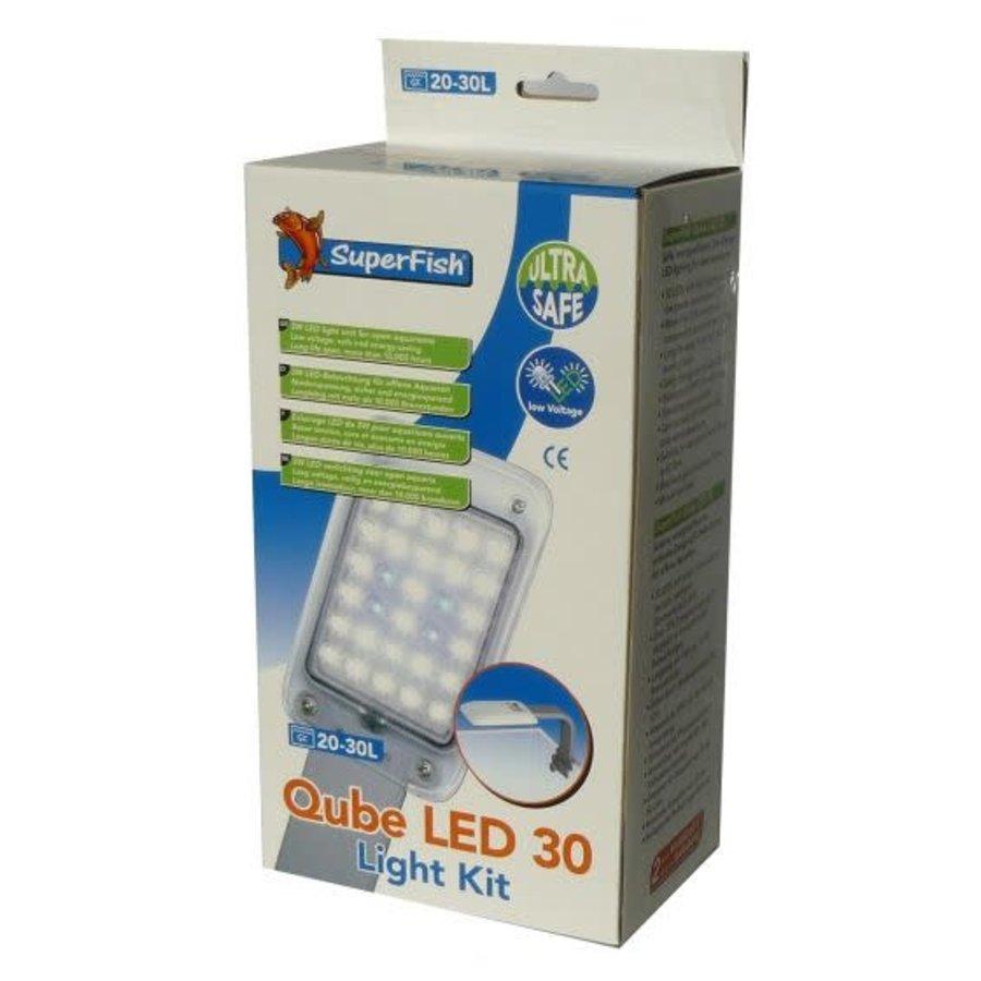 Superfish Qube LED 30 Aquarium LED verlichting-1
